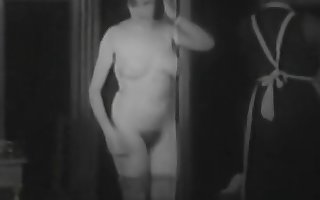 Prima donna with the addition of Will not hear of Filly Threesomes FFM 1920s (1920s Vintage)
