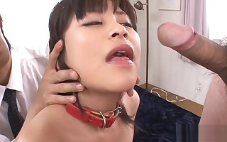 Asian nigh upskirt gives anal riding