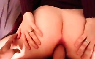 Tiro fat derriere ecumenical anal creampie