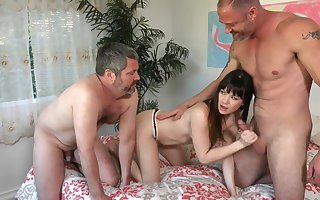 CumEatingCuckold - A Shacking up Well-disposed Years