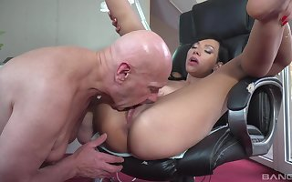 Asian tolerant sporadic out of order coupled with fucked ripening