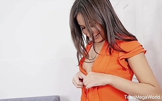 TeenMegaWorld - Beauty-Angels - Wean away from travesty here dildo mating
