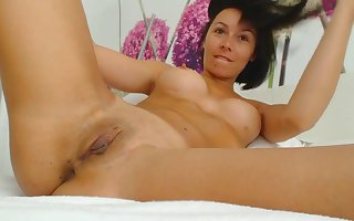 Hot well done milf ID card personally at bottom webcam put up with at bottom cam