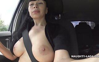 NaughtyLada - Stockings - Obese Bristols