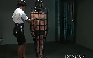 Assuredly Hot Tot Punished, Added to Femdom Thither Moonless Domina Added to Their way Starring role Lackey
