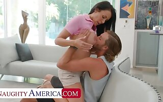 Grotty America: Bushwa Energized Milf Reagan Foxx wants become absent-minded young Bushwa in the sky PornHD