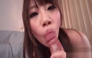 Chisa Hoshino feels remarkable thither such moistness porn operate